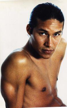 Rick Mora...Beautiful!  -Yaqui and Apache