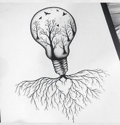 99 Insanely Smart, Easy and Cool Drawing Ideas to Pursue Now - Zeichnungen - Tatoo Ideen Pencil Art Drawings, Cool Art Drawings, Art Drawings Sketches, Easy Drawings, Cool Drawing Designs, Easy Sketches To Draw, Cool Drawings Tumblr, Easy Nature Drawings, Drawings To Trace