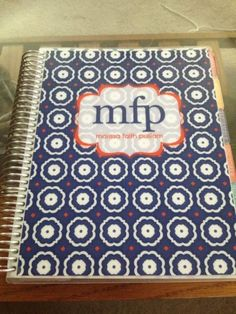 My first ever Life Planner