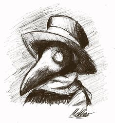 Plague Doctor by Gen-En