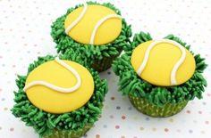Tennis cupcakes recipe - goodtoknow