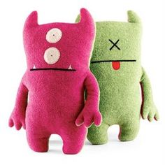 ugly dolls- got this one!