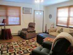 All appliances in working condition and included. Window treatments included. Flat-screen T.V. in den included. Some furniture may be included and negotiable. Hardwood floors under most carpets. 4BD / 3.5BA - Asking - $279,000 - www.ACBoardwalkRealty.com - (609) 345-2062 - Somers Point, NJ