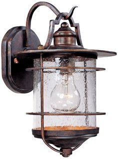 "Franklin Iron Works™ Casa Mirada 12""H Outdoor Light"