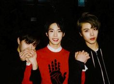 Nct u | Yuta + Doyoung + Hansol | ☆ Out of the billion of stars, you are the brightest ☆