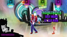 Troublemaker by Olly Murs will be on Just Dance 2014!
