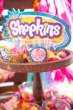 Shopkins glitter-dip