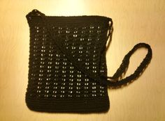 A Stitch At A Time for Amy B Stitched: Boho Twist Crossbody Bag FREE crochet pattern