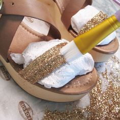 DIY Sandals Ideas