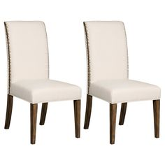 Hooker Furniture Bayeaux Natural Side Chair - Set of 2 - Dining Chairs at Hayneedle