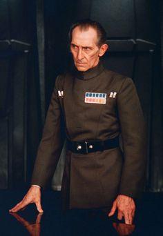 Star Wars: Episode IV - A New Hope directed by George Lucas Star Wars Film, Star Wars Art, Noter Dame, Saga, Imperial Officer, Peter Cushing, Star Wars Images, Original Trilogy, George Lucas