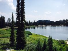 Blue Lake, one of Idaho's better kept secrets, rests just outside of Cascade tucked back in the Boise National Forest.
