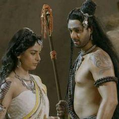 Ashutosh and matsya parvati Shiva Art, Shiva Shakti, Pooja Sharma, The Mahabharata, Akashic Records, Goddess Lakshmi, Air Brush Painting, Radhe Krishna, Indian Movies