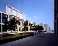 Woods Bagot - College of the North Atlantic, Qatar