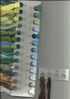 "Gallery.ru / TATO4KA6 - Альбом ""21"" Curtains, Cross Stitch, Home Decor, Landscape, Blinds, Punto De Cruz, Decoration Home, Scenery, Room Decor"