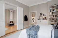 scandinavian interior design condo