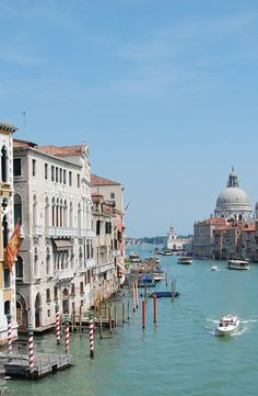 Explore Venice on Day 9 of the Rick Steves Best of Europe in 21 Days Tour.