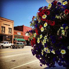 Kalispell, MT in Montana