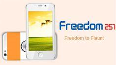 Freedom 251 Smartphone 'Biggest Scam of Millennium' Congress MP
