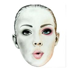 ZaSlike.com - Besplatni upload slika! ❤ liked on Polyvore featuring faces, doll parts, heads, dolls and people