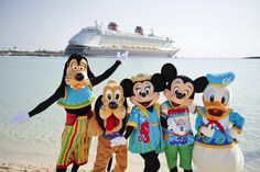 Castaway Cay Behind The ScenesEverythingMouse Guide To ...