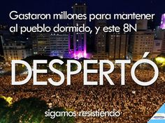 Argentina Vuelve a Soñar #8N