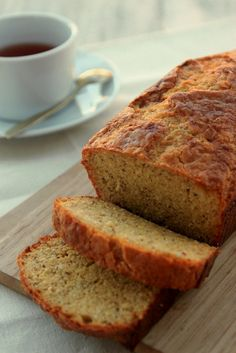 Grain-free Coconut Almond Bread 1) 3/4 cup of coconut flour (or slightly more if batter is too liquid) 2) 1 cup of almond meal 3) 1/2 cup + 2 tablespoons of butter (140g) 4) 8 eggs 5) 1 tablespoon of mild-flavored honey (optional: if you prefer non-sweet bread, leave the honey out) 6) 1 1/2 teaspoon of apple cider vinegar 7) 3/4 teaspoon of salt 8) 1 1/2 teaspoons of baking powder