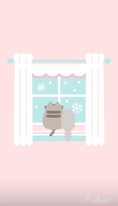 Cat Wallpaper, Iphone Wallpaper, Cute Backgrounds For Phones, Cutest Cats Ever, Pusheen Cute, Cute Pictures, Funny Animals, Xmas, Kitty