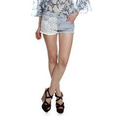 Short Jeans Renda