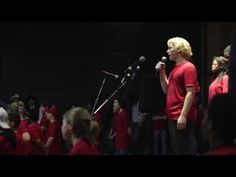 """.. I'm 'Putting this On Here' .. for My SON !!! .. RATCo Ambassador Vinny .. performs """"Fallen"""""""