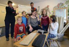 Mit dem Tombola-Erlös will der Kindergarten St. Martini in Groß Ellershausen umfangreiche Umbaumaßnahmen starten.