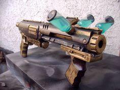 Steampunk Gun Nerf Rampage Victorian Gothic Vampire Hunter Cosplay Painted Prop   eBay