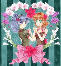 Manga Goes Color - JennyLiz - https://www.facebook.com/jennylizmanga/