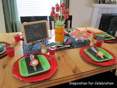 """Photo 9 of 12: Back to School """"Back to School Dinner"""""""