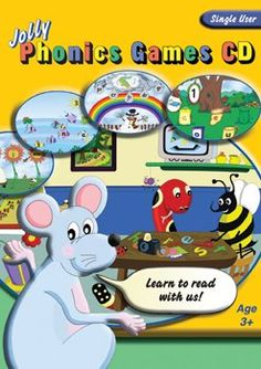Jolly Phonics Games CD (Site License)
