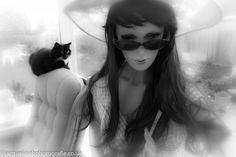 https://flic.kr/p/sqMhUq | Me and the cat_