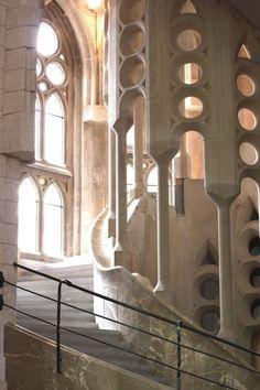Sagrada Familia, Gaudi, Barcelona