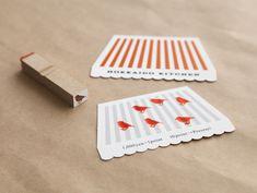 北海道キッチン ポイントカード&商品カード | Terashima Design Co.