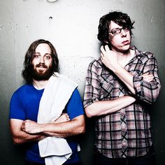 The Black Keys and Arctic Monkeys play their first of two Madison Square Garden shows today.  #black keys #new york #events