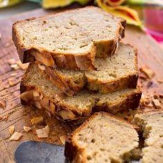 Coconut-Rum Banana Bread - EatingWell.com