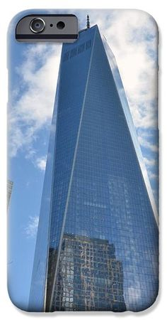 One World Trade Center iPhone and Samsung Case. By RicardMN Photography