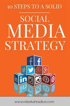 10 Steps to a Solid Social Media Strategy www.SELLaBIZ.gr ΠΩΛΗΣΕΙΣ ΕΠΙΧΕΙΡΗΣΕΩΝ ΔΩΡΕΑΝ ΑΓΓΕΛΙΕΣ ΠΩΛΗΣΗΣ ΕΠΙΧΕΙΡΗΣΗΣ BUSINESS FOR SALE FREE OF CHARGE PUBLICATION