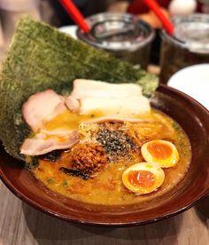 らーめん けいすけ 蟹王 Ramen Keisuke Kani King 🦀 スパイシー渡り蟹らーめんスべシャル Spicy Crab Broth Ramen Special (All Toppings) 🍜