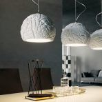 Modern Designer Ceiling Lights To discuss your lighting requirements to to see more of the lighting designs we have available, contact Aladecor Interior Design. Back to all our Designer Lighting… Modern Light Fixtures, Pendant Light Fixtures, Pendant Lighting, Pendant Lamp, Diy Luminaire, Luminaire Design, Cool Lighting, Modern Lighting, Ceiling Light Design