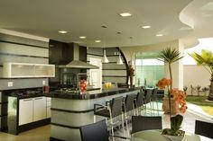 30 Bancadas de cozinhas gourmet - inspire-se em modelos lindos e modernos!
