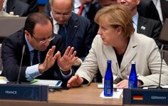 Whatsupic - France and Germany Demand Explanation for US 'Cold War' #SpyingLeaks