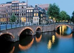 Amsterdam, Netherlands:  15 day from Viking Cruise Lines  (http://www.vikingrivercruises.com/cruise-destinations/europe/grand-european-tour/2015-amsterdam-budapest/index.html)