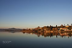 REFLECTIONS - Gölyazı (Apolyont ) / Bursa / TURKEY -Gölyazı is a Village in the autumn !...