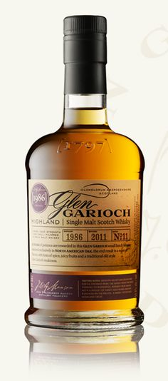 The reward for 25 years� patience is a wave of flavour, with hints of spice, juicy fruits and a traditional old style Glen Garioch smokiness. Splendid.
