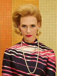 Mad Men Season 7 Cast Photos /  Betty Francis (January Jones)